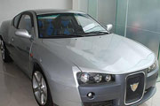 吉利新美人豹日产GT-R