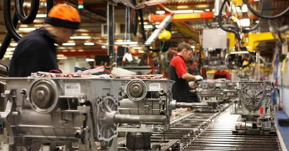 吉利收购全球第二大自动变速器企业