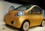 日产nuvu概念车造型可爱