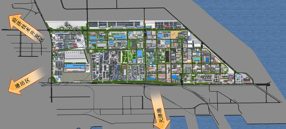 谁的汽车超市?探秘天津保税区国际汽车城