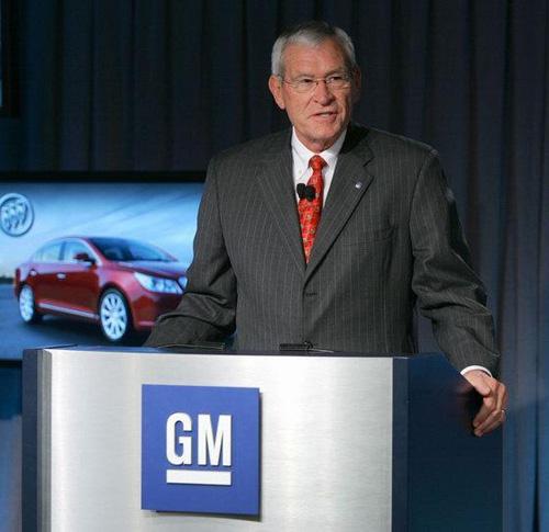 新通用汽车公司成立 战略要点一览