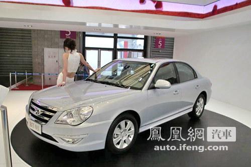 北京现代BT01定名moInca名驭 预计8月上市