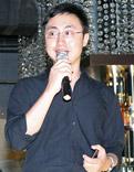 大赛评委、财经网策划总监左浩坤