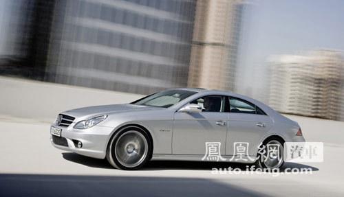 轿跑车的开创者.在动力方面,cls 300的v6发动机与奔驰   e高清图片