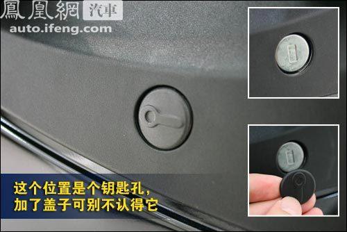 静态评测奔驰Smart 昂贵的个性化小车\(6\)