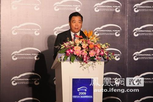 付于武:中国汽车产业正创造着新的历史辉煌