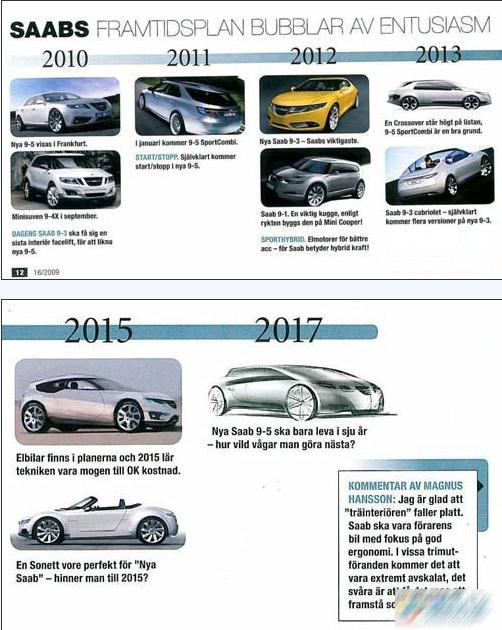 萨博2017年新车计划曝光