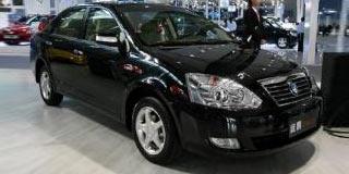 吉利新品牌帝豪的首款车型本月将正式下线