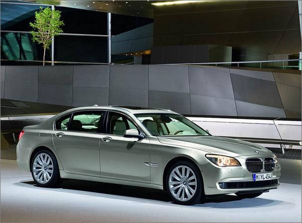 宝马740Li豪华版将增配 售价138.5万元