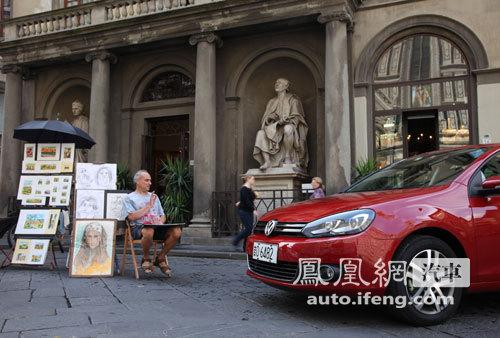 高尔夫之旅:佛罗伦萨历史与艺术的对白