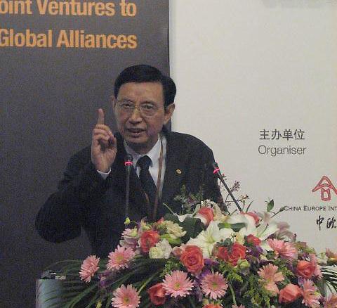尹明善:中国人眼中的合作与竞争