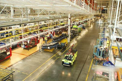 福特全球收缩只在中国扩张 亚太总部迁上海