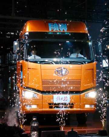 2009中国汽车第1000万辆下线庆典隆重举行