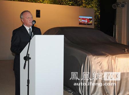 劳斯莱斯古思特中国上市 售价为399万元