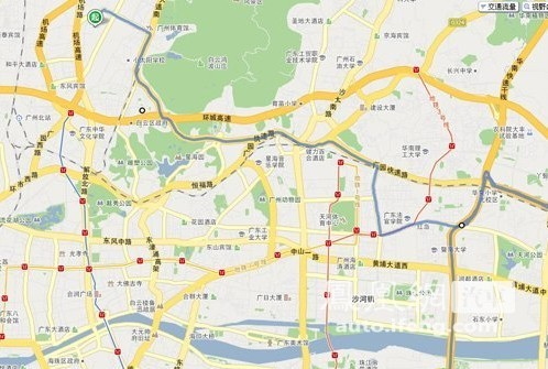 2009广州国际车展参观全攻略-交通篇\(图\)
