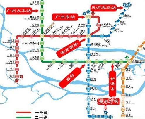 2009广州国际车展参观全攻略-交通篇\(图\)\(2\)