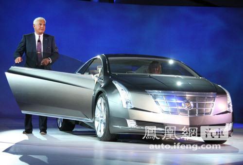 凯迪拉克Converj概念车将量产 采用新能源技术