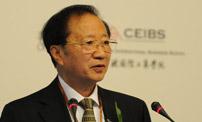 十届全国政协常委、经济委员会副主任 陈清泰