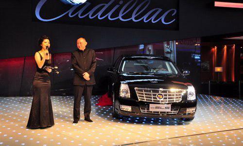 凯迪拉克新赛威SLS上市 售价44.8-69.8万