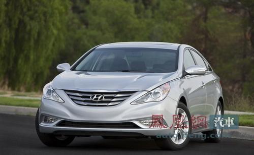 新索纳塔领衔 北京车展即将亮相10款热点韩系车