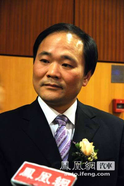 独家专访李书福:台湾在电动车方面比较强