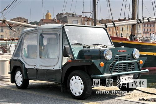 MINI明年1月发布全新SUV 结合公路和越野为一体