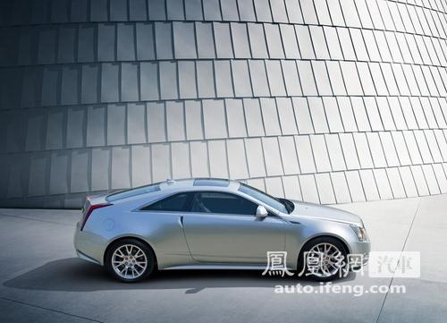 凯迪拉克CTS-V Coupe底特律车展亮相 明年投产