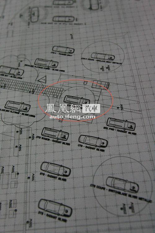 XTS成明星 独家曝光凯迪拉克北美车展布置图