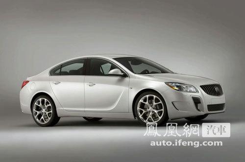 新君威GS高性能版将亮相北美车展 首推2.0T