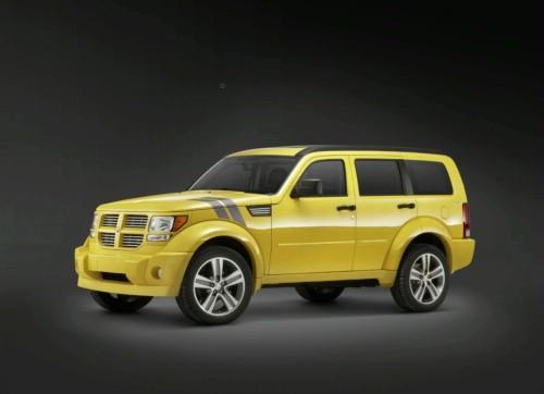 道奇Nitro特别版北美车展亮相 搭载V6发动机