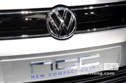 大众NCC北美车展首发 将作为新速腾设计蓝本
