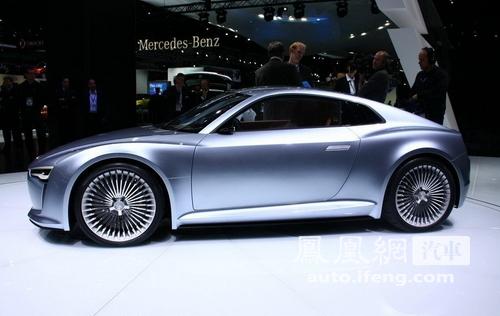 奥迪e-tron概念车底特律版亮相 更加接近量产