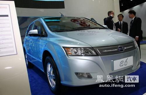 为了天更蓝 北美车展最受关注的十大新能源车\(9\)