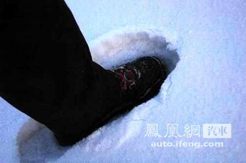 """""""冻""""力无限 凤凰网汽车体验宝马冰雪训练营\(2\)"""
