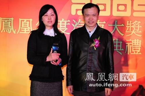 沃尔沃XC60获凤凰网2009最佳安全车奖
