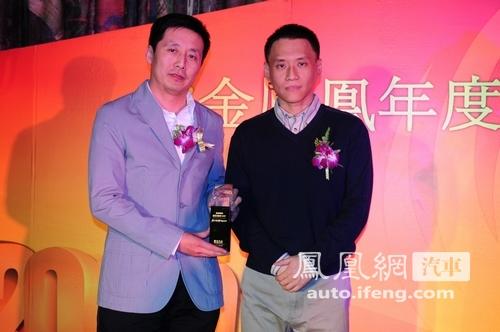 大众Tiguan获凤凰网2009最佳城市SUV奖