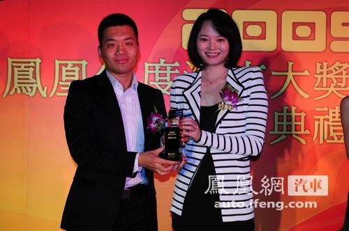 奔驰S级轿车获凤凰网2009最佳豪华车奖