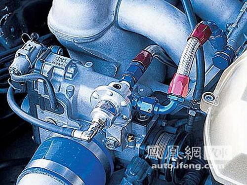 汽车发动机供油系统技术及原理详解