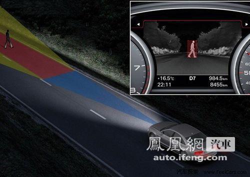 配置丰富缺乏创新 海外试驾新奥迪A8\(6\)