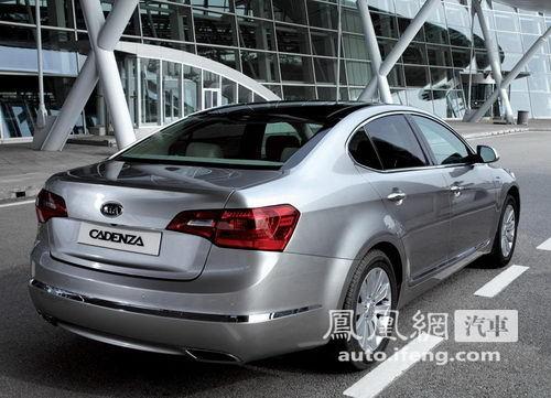 起亚2011款Cadenza年底入华 预售30万左右