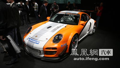 保时捷推出911 GT3 R赛车 已破纽博格林记录