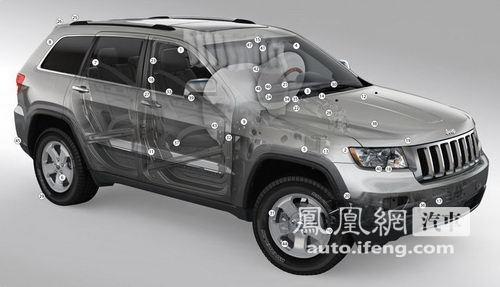 2011款大切诺基将于北京车展亮相 12月引入国内
