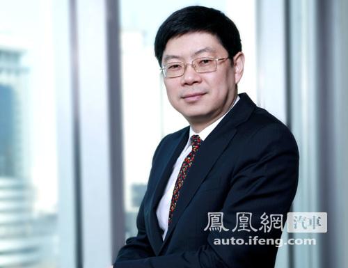 吉利汽车副总裁张芃简介