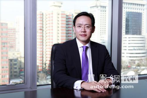 吉利集团兼并与收购总监袁小林简介