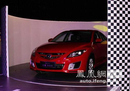 马自达睿翼轿跑正式上市 售价20.38-23.98万元
