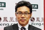 东南福建汽车工业有限公司三菱销售部市场经理吉永浩和