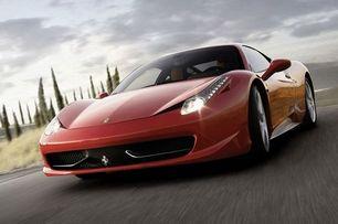 [凤凰评车]法拉利458 Italia 超级跑车新标杆