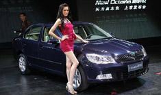 斯柯达明锐共推12款车型 售价12.34-18.55万