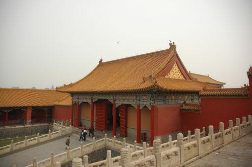 寻找历史的颜色——故宫