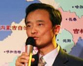 国家统计局景气中心副主任潘建成